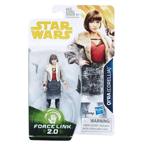 Star Wars Qi'ra (Corellia) Force Link 2.0 Figure